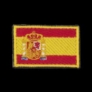 Parche Martínez Albainox Bandera Brazo España 09275