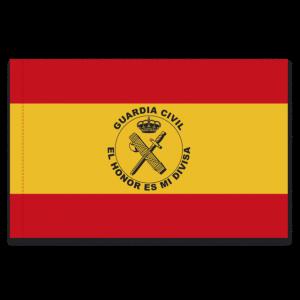 Bandera Martínez Albainox España Guardia Civil de 99 X 70 cm 09665