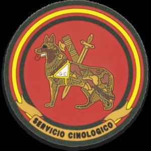 Parche Servicio Cinologico Martinez Albainox de 8.7 cm