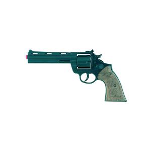Revolver de Metal Y Fibra para 12 Tiros 127/7 Parabellum 127/7