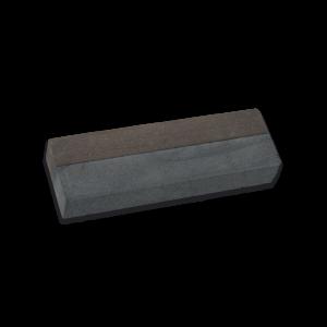 Afilador A Pedra Das Meigas Piedra Para Afinar 1200 Grs Y Para Pulir 1800 Grs 12x4x2(x2) Cm De Piedra Natural 21205