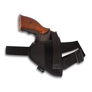Funda Dingo Cordura Sobaquera con Tiras Ajustables de Velcro Para Revolver 2