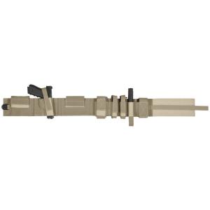 Banda elástica multi-bolsillo con funda para pistola, teléfono, cargador con tiras en velcro Vega Holster 2ET20