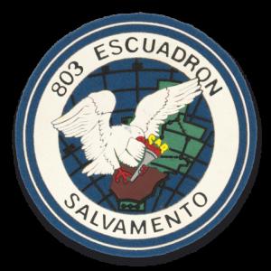 Parche Martínez Albainox 803 Escuadron Salvamiento 30498
