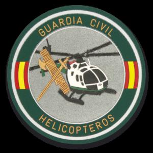 Albainox Parche Guardia Civil Helicopteros 30502