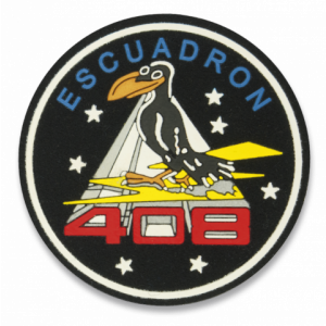 Parche Martínez Albainox Escuadron 408 30503