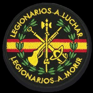 Parche Martínez Albainox Legionarios a Morir 30508