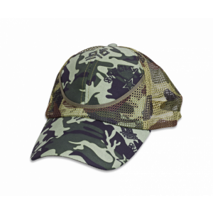 Gorra Barbaric, color camo, talla única ajustable