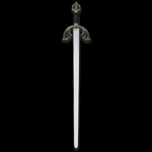 Espada Tizona Del Cid Campeador Para Coleccionistas de 101 cm de longitud y hoja de acero inoxidable 31484