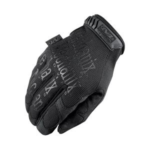 Mechanix Wear Guante Tactico Negro Serie Vent, Disponible En Tallas S, M, L, Xl