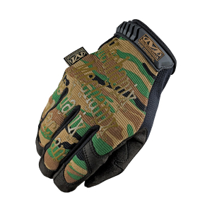 Mechanix Wear Guante Táctico Color Camo The Original Glove, Tallas S, M, L, Xl