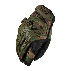Guante Táctico M-pact Mechanix Wear Color Camo The M-pack Glove, Tallas S, M, L, Xl