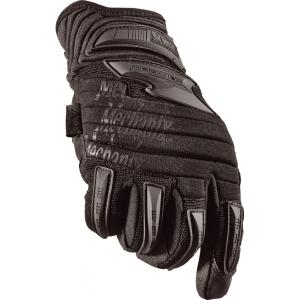 Guante Táctico M-pact-2 Mechanix Wear Color Negro The M-pack 2 Glove, Tallas S, M, L, Xl
