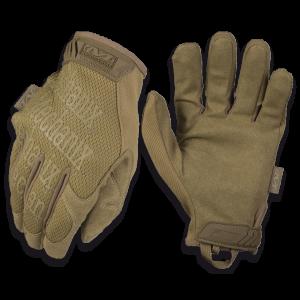 Mechanix Wear Guantes Tacticos Coyote, The Original Glove, Tallas S - M - L - Xl