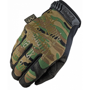 Mechanix Wear Guante Tactico Color Camuflaje Serie Vent 34327