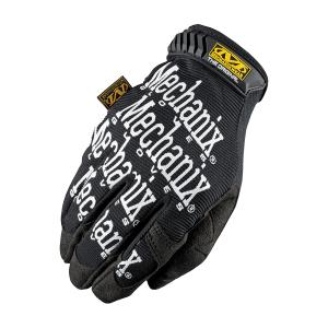 Guante Táctico Mechanix Wear The Original Glove N/b, Tallas S, M, L, Xl