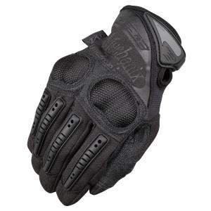 Guante Táctico M-pact 3 Mechanix Wear, Color Negro, Aporta Máxima Protección, Tallas S, M, L, Xl