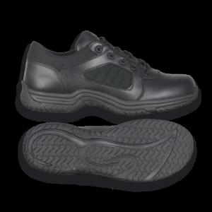 Zapato Táctico Barabric Force de color Negro, con suela de goma y entresuela EVA para mayor confort, en talla 38 34860-38