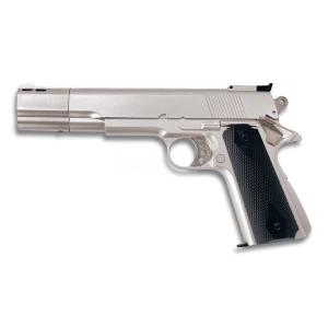 Pistola de Gas Airsoft HFC con Cuerpo de PVC, Munición 6 mm 35028