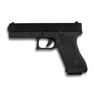 Pistola de Muelle Airsoft HFC, de 620 gr, Cuerpo Pvc, Calibre 6 mm Color Negra, energía 0,29 Julios 35122