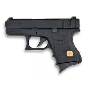 Pistola de Gas Blow Back Airsoft, energía 0,40 Julios, HFC con Cuerpo De PVC. Incluye Maletín 35177
