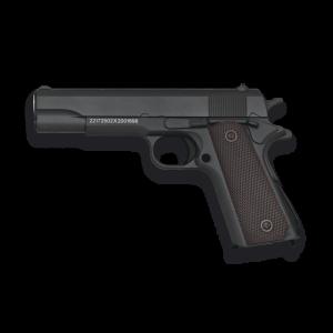 Pistola de Airsoft Golden Eagle / 3003 de muelle bolas de 6 mm 255 Fps 78m/s, energía 0,37 Julios, Corredera Metálica.