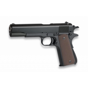 Pistola de Airsoft de GAS Golden Eagle / 3305  Full Metal Blowback bolas de 6 mm 290 Fps 88m/s, energía 0,78 Julios