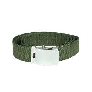 Cinturón de 3 Cm en color Olivo Parabellum 50102