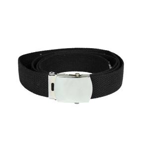 Cinturón 3 Mc. en color Negro Parabellum 50103