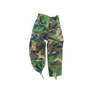 Pantalón de Niño Woodland 65% Poliester 35% Algodón Tallas 4 A 16 Años Miltec 50222