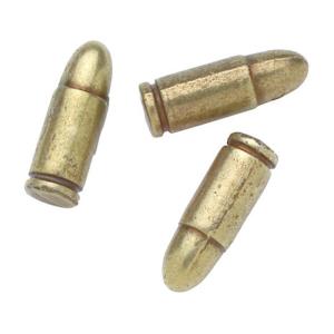 Balas para Réplicas de Subfusil MP40 Denix de la Guerras Mundiales 1914-1945 de 3 cm