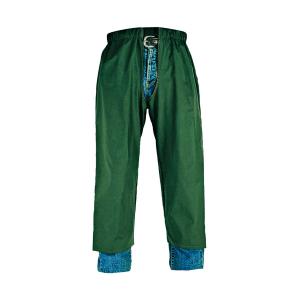 Pantalón Tipo Zahón Fabricado En Flexothane, Tallas De La S A La 4Xl
