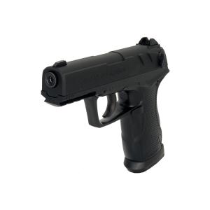 Pistola de CO2 Gamo C-15 Blowback, calibre 4,5 mm, 138 m/s, cargador de 15 balines, ambidiestra, 6111390-P