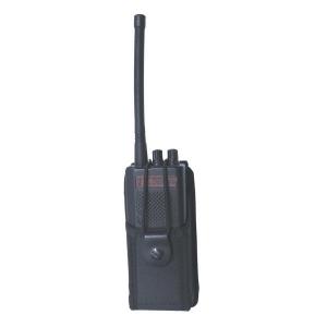 Funda para Walky talkie en cordura color negro Parabellum 95059