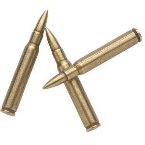 Balas para Réplicas de Fusil Garand Denix de la Época Guerras Mundiales 1914 - 1945 de 8 cm