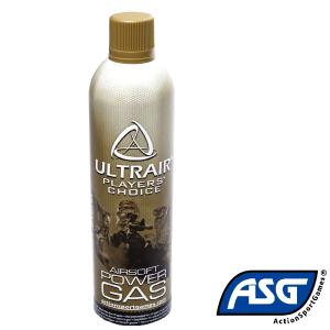 Airsoft Gas ULTRAIR Power 570 Ml
