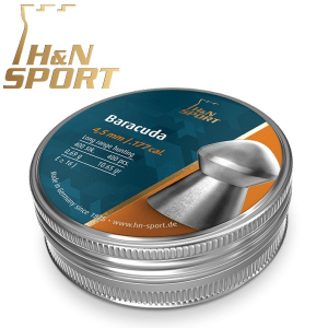 Balines 4,5mm H&N Barracuda 0,69g Lata 400 Unid
