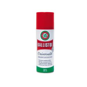 Aceite Ballistol Spray 200 ml para limpieza de armas, protege, lubrica y limpia,  L200