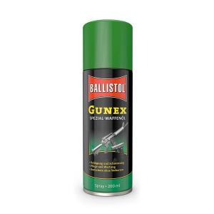 Aceite Para Armas Gunex 200 Ml