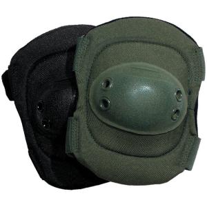 Coderas de nylon acolchadas negro o verde Vega Holter OE31