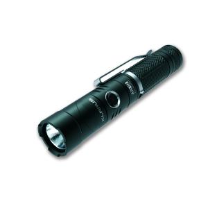 Linterna Táctica 1080 lumens con Cabezal Orientable, base imantada y batería incluida Klarus AR10