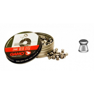 Balines Batch Lata Metal Para Calibre 4.5 Mm 250 unidades Gamo 6320024