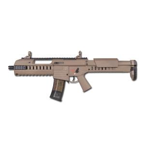 Fusil Eléctrico para Airsoft GSG G14 Color Tan C130928-042