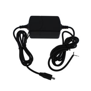 Cable de carga y alimentación permanente para localizadores GPS 12v a 5v Micro USB