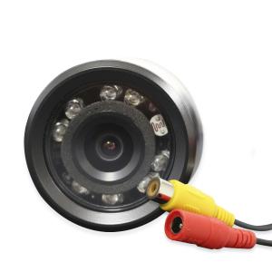 Cámara de visión trasera y aparcamiento con CCD de alta calidad y leds infrarrojos empotrable SL-508