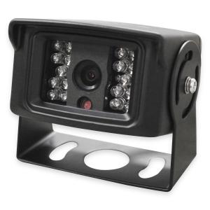 Cámara de visión trasera con óptica de alta calidad CCD e IR para maquinaria, camiones o autobuses