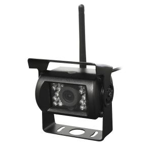 Cámara Inalámbrica Wirless 2.4G  de visión trasera y aparcamiento con IR para todo tipo de vehículos y óptica Sharp CCD