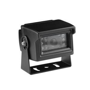 Cámara visión trasera o marcha atrás Yatek pequeño tamaño, resolución 1080P, basculante con visión nocturna y parasol, protección IP68, para Camiones, Autobuses, Tractores