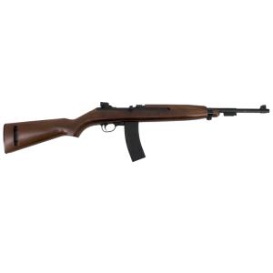 Escopeta Tipo M1 Garand de muelle Calibre 6mm - Marron - Energía 0.72 Julios - Velocidad de disparo 110m/s - 360 FPS. Ref:M1