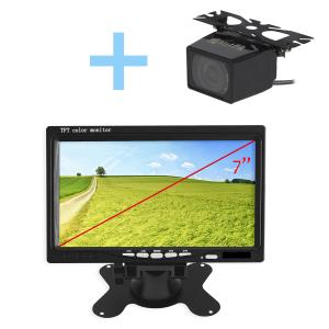 Kit visión trasera con monitor 7